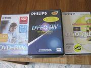 15x DVD-RW RW -Rohlinge 4 7GB