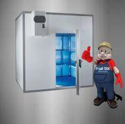 Kühlzelle Kühlhaus Tiefkühlzelle 2 00m