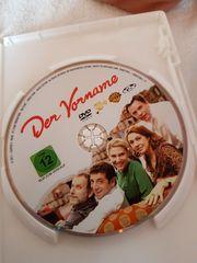 Der Vorname DVD neu
