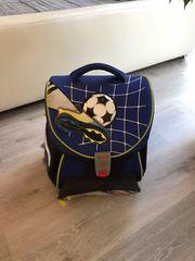 Schulranzen Step by Step Fußball