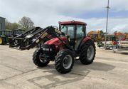 Case IH JX90 Traktor zu