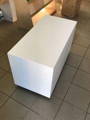 Ladenausstattung Deko-Block Ablage