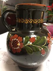 Tonkrug Marburger Keramik