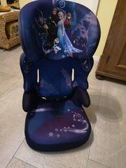 Kindersitz für PKW Eisprinzessin zu