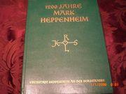 1200 Jahre Mark Heppenheim
