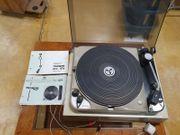 Thorens TD124 Schallplattenspieler Plattenspieler mit