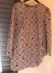 Damen 2-Teiler Bluse und Rock