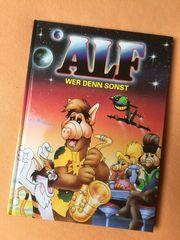 Die lustigen Alf Kinderbücher -neuwertig-