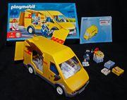 Postauto Playmobil 4401