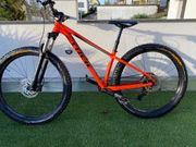 Fahrrad Roscoe 8 tubeless