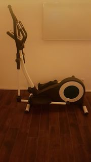 Crosstrainer Hometrainer Fitness Training Sport