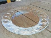 Glasteller 11 Stück