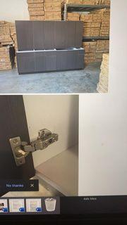 Moderne und neue Küchenschränke Küchenzeile