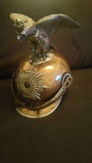 Garde du Corps Helm mit