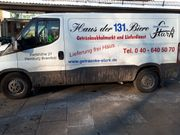 Getränkefahrer gesucht 450 Euro Basis