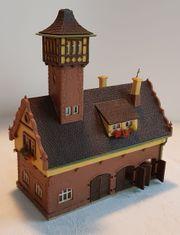 VOLLMER alte Feuerwache mit Fahrzeughalle