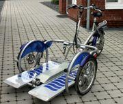 Velo Plus Elektrofahrrad Rollstuhlfahrrad Fahrrad