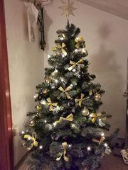 künstlicher Weihnachtsbau Christbaum