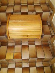 Brot Korb aus Holz