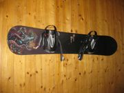 SANTA CRUZ Freeride -style Snowboard