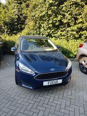 Ford Focus 1 6L