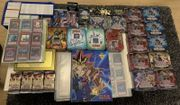 Yu-Gi-Oh Sammlung über 30000 Karten