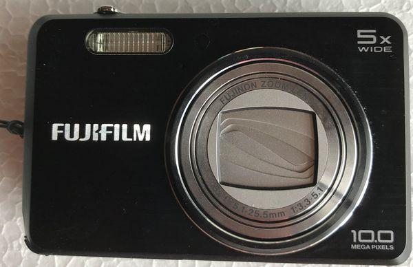 Digitalkamera Fuji Finepix J110W Fuji Digitalkamera
