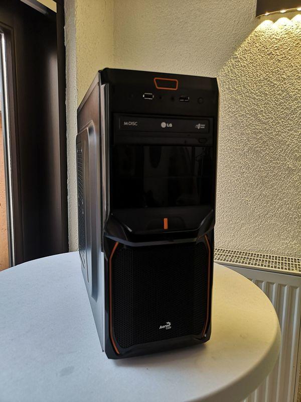 Allround Rechner AMD 4GHz