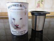 SIEGFRIED ROY WHITE TIGER TEA