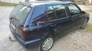 VW Golf TDI 1 9L