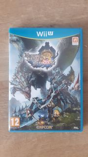 Monster Hunter 3 Ultimate Wii-U