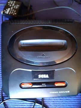 Bild 4 - Sega Game-Gear Mega Drive Konsole - Biblis Wattenheim