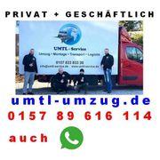 Seniorenumzug UMTL Wuppertal Firmenumzug Privatumzug