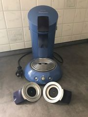 PHILIPS Senseo Kaffeemaschine in blau