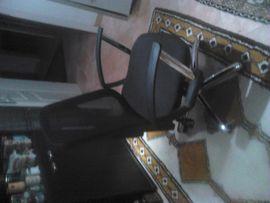 Büromöbel - Bürostuhl Schwarz Nur Abholung