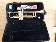 Yamaha-Trompete 4335g mit Koffer