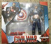 Marvel Figur von Captain America