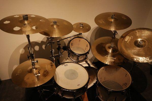 Beckenset / Cymbal Set