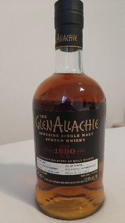 Glenallachie 1990 28 Jahre PX