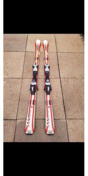 Ski inkl Schuhe Gr 39