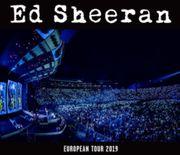 Ed Sheeran 3x Top-Sitzplatzkarten 22