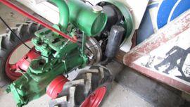 Traktoren, Landwirtschaftliche Fahrzeuge - Agria 1700 Einachser Schlepper Traktor