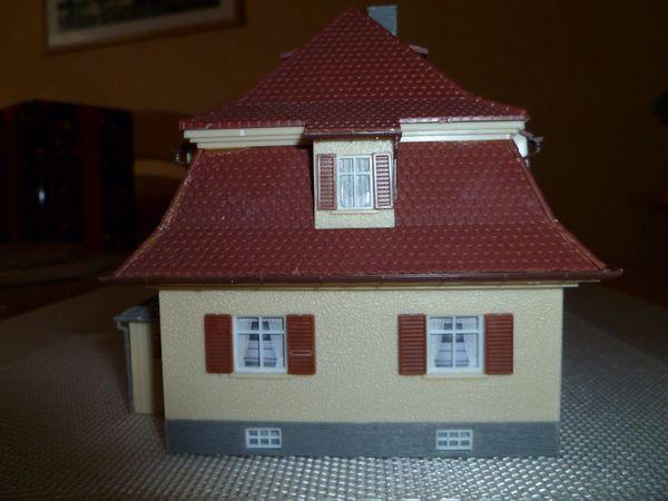 Faller Siedlungs-Doppelhaus