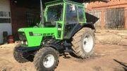 Traktor Schlepper Oldtimer Deutz D