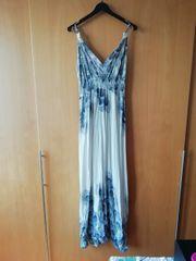 42 XL Grau blau lang