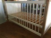 PAIDI Baby- bzw Kinderbett inkl