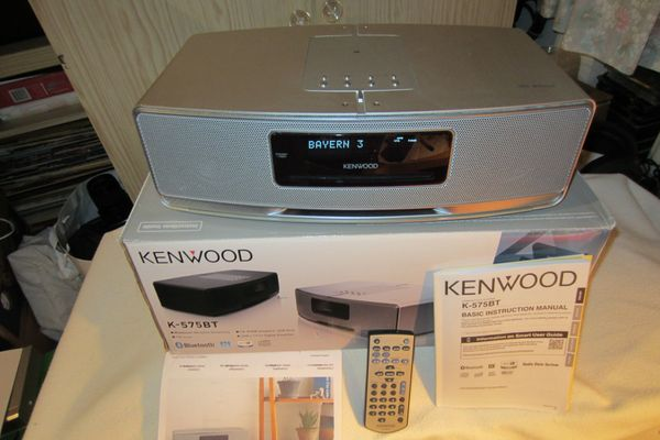 KENWOOD K-575BT Compact HI-FI System