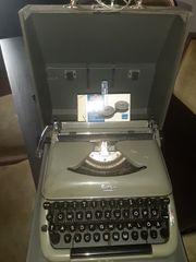Ericka tw10 Schreibmaschinen