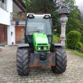 Traktoren, Landwirtschaftliche Fahrzeuge - Systra Systemtraktor 750M Allrad mit