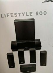 BOSE Lifestyle 600 - 5 1